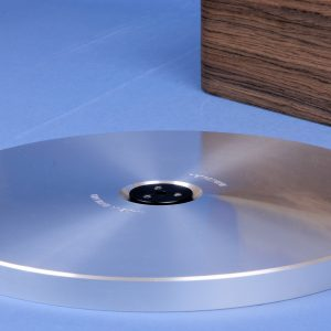 Thorens TD124 Top platter upgrade