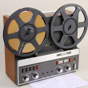Revox A77 MKIII Reel to Reel tape recorder 1