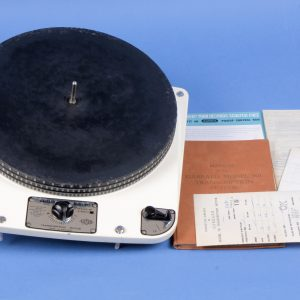 Garrard 301 Transcription Turntable