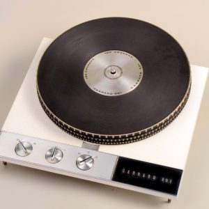Garrard 401 turntable 5