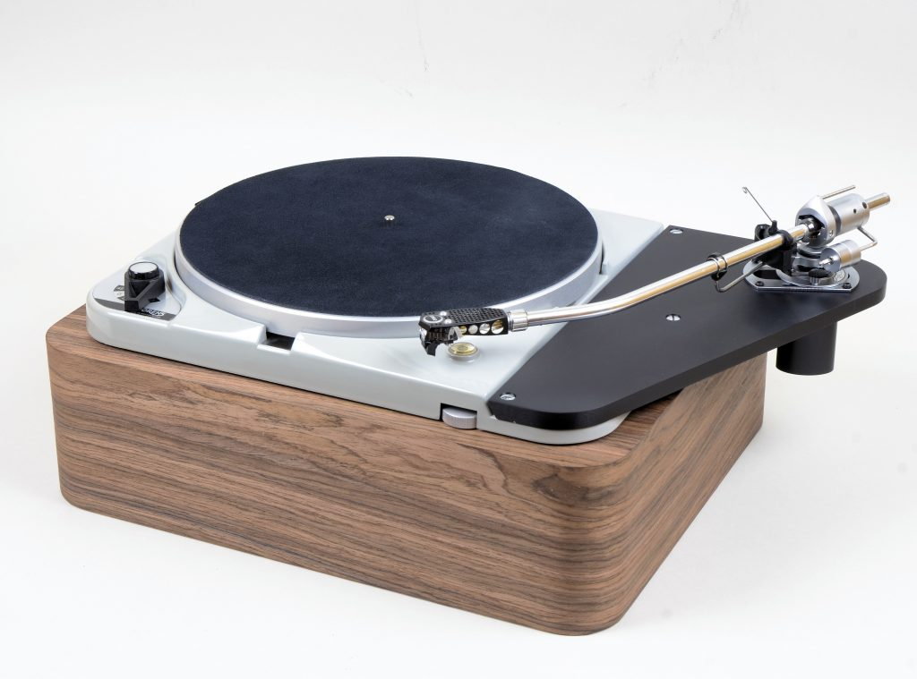 "Thorens TD124 with 12"" armboard"