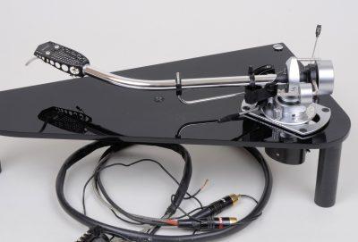 SME 3009 S2 imp Tonearm with FD200 fluid damper kit