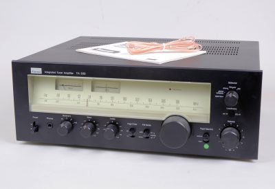 Sansui TA-300 Integrated Tuner Amplifier Stereo Receiver 2