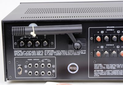 Sansui TA-300 Integrated Tuner Amplifier Stereo Receiver 7