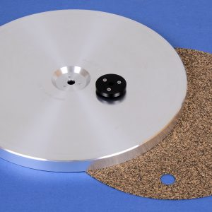Thorens TD124 top platter kit by Retrotone