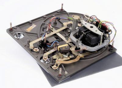 Garrard 401 turntable 9