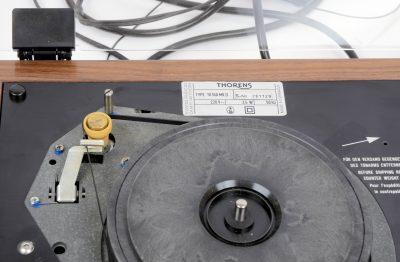 Thorens TD160MKII Turntable 7