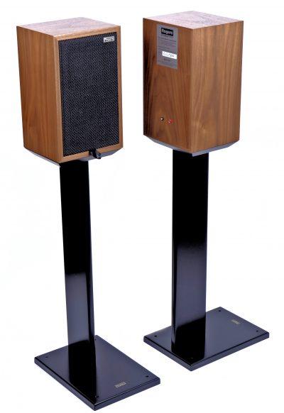 Rogers LS3/5a Speaker stands Panzerholst
