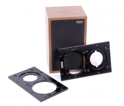 Rogers LS3/5a upgrade fron baffle Kit